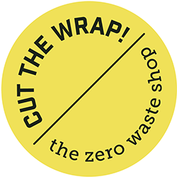 Cut the Wrap logo