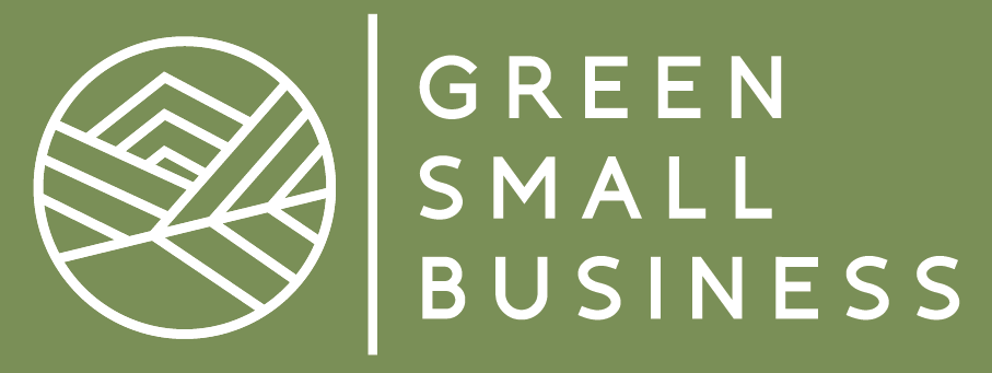 Green Small Business Logo