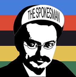 The Spokesman logo
