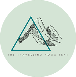The Travelling Yoga Tent logo